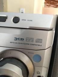 Som Mini Hi-Fi System MP3