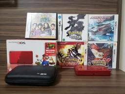 Nintendo 3DS + 5 JOGOS