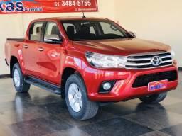 Toyota - Hilux SR - 2016