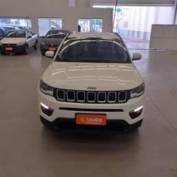 COMPASS 2018/2018 2.0 16V FLEX LONGITUDE AUTOMÁTICO - 2018
