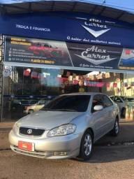Corolla SEG 1.8 automático - 2003
