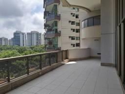 Península Bernini | Apartamento Duplex na Barra de 5 quartos com suítes | Real Imóveis RJ