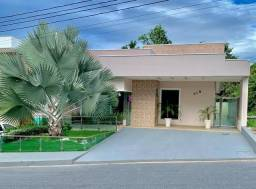 Casa 3 Suites 1 closet - Lavabo e linda área gourmet - Condomínio fechado de luxo