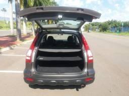 Honda CR-V EXL 2009 a mais top com teto solar - 2009