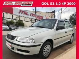Volkswagen Gol  1.0 MI 16V (G3) GASOLINA MANUAL - 2000