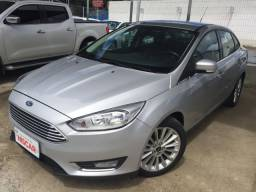 Focus da ford titanium sedan 2.0 - 2016