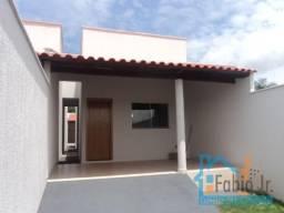 Casa com 2 quartos - bairro residencial santa fé em goiânia