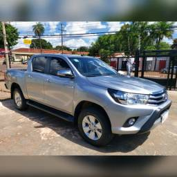 Toyota Hilux CD SRV 4x4 2.8 TDI AUTOMÁTICA - 2016
