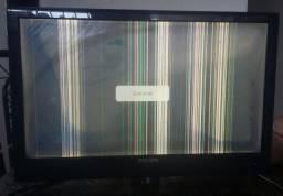 Monitor Tv + Antena interna + DVD