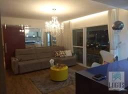 Apartamento com 3 dormitórios à venda, 116 m² por R$ 740.000,00 - Baeta Neves - São Bernar