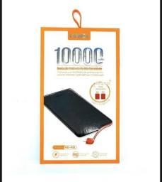 Carregador Portátil Kaidi Power Bank 10.000mah Universal