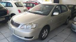 Toyota Corolla XLI ano 2006 Automátic /Com gnv