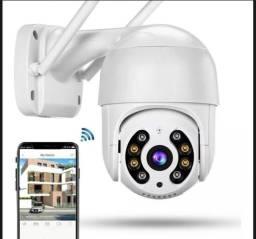 Câmera Speed Dome Ip Externa resistente à água Nova