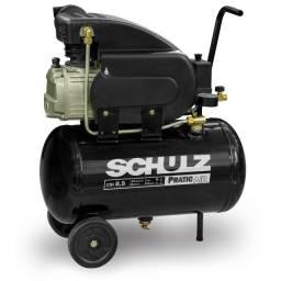 Motocompressor Pratic Air CSI 8,5/25 - Novo