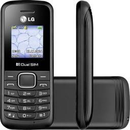 Celular LG B220 Original Dual Sim Lanterna Fm