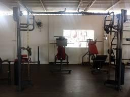 Academia Musculação Completa ( aceito cartão)