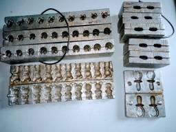 Oportunidade de Negócios/Vendo Formas de Pirulitos em Alumínio