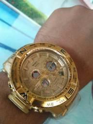 Relógio oferta irresistível agora pra vc