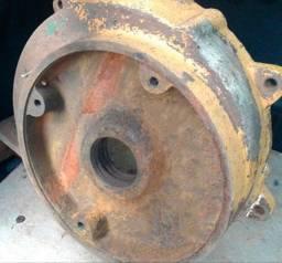 Manutenção em bomba de vácuo de anel líquido