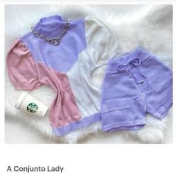 Conjunto Lady