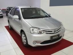 Toyota Etios Sedan 2013 1.5 XS Manual - Excelente Estado