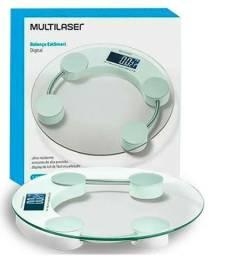 Balança Digital Banheiro Multilaser (Produto Novo)