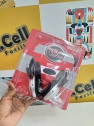 Headset com microfone para PC