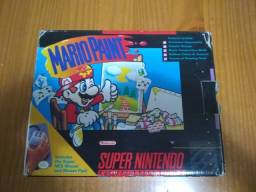 Mario Paint Super Nintendo (completo na Caixa)