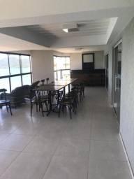 Apartamento de alto padrão frente mar com 4 suítes para locação Temporada