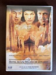 Título do anúncio: DVD O Hotel de Um Milhão de Dólares