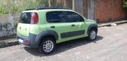Fiat Uno Way 1.4 2012 - Completaço