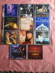 Coleção: 11 CDs Cristãos (Vários artistas)