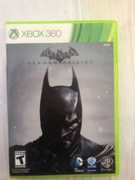 Jogo original Batman Arkham Origins para Xbox 360