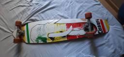 Skate long board.