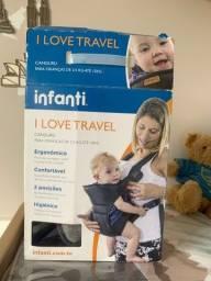 Canguru Infanti I Love Travel