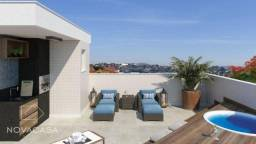 Cobertura com 2 dormitórios à venda, 119 m² por R$ 498.439,00 - Salgado Filho - Belo Horiz