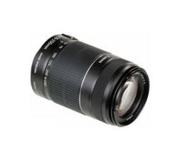 Lente Canon 55-250 nunca usado