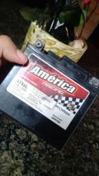 Bateria América perfeito estado