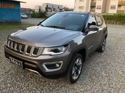 Título do anúncio: Repasse jeep compass limited diesel 2018