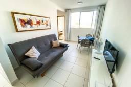 Lindo apartamento mobiliado em Ponta de Campina