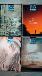Coleção livros Paulo Coelho
