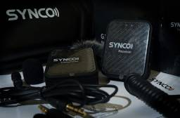 Microfone Synco G1 A1 (sem fio)