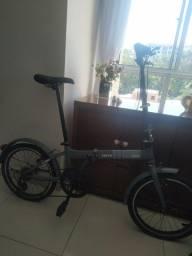 Título do anúncio: Bicicleta dobrável, Não Aceito Troca