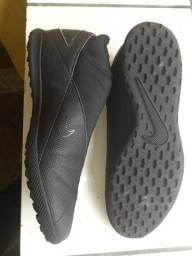 Chuteira Nike Phantom society usada n° 41