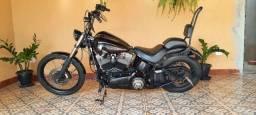 Harley davidson fx blackline 2012