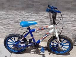 Título do anúncio: Bicicleta infantil