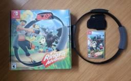 Título do anúncio: Ring Fit Adventure - Nintendo Switch