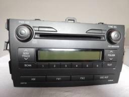 Radio Som Corolla 2012