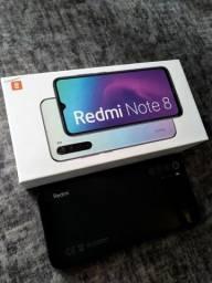 Título do anúncio: Vendo celular REDMI NOTE 8