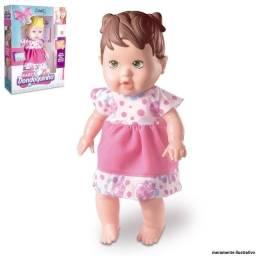 Boneca Baby Dondoquinha Com Certidão